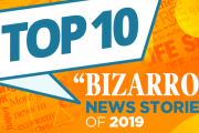 Top 10 Bizarro News Stories from 2019