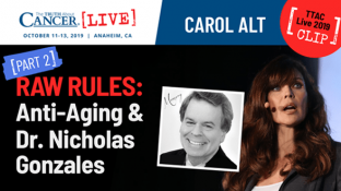RAW RULES: Anti-Aging and The Gonzalez Protocol (Part 2 - Video)