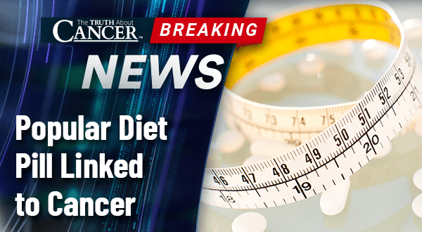 Popular Diet Pill Causes Cancer