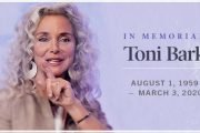 Remembering Toni Bark