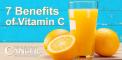 7 Benefits of Vitamin C