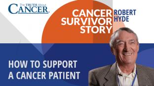 Cancer Survivor Story: Robert Hyde