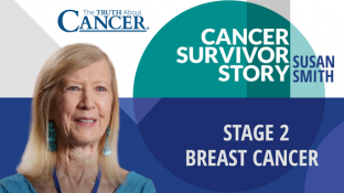 Cancer Survivor Story: Susan Smith