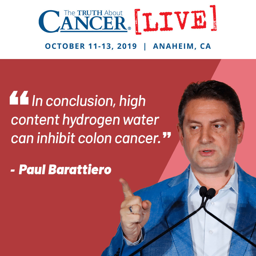 Science Behind Hydrogen Water Part 2 - Paul Barattiero