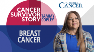 Cancer Survivor Story: Tammy Copley