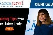 Cherie Calbom The Juice Lady Juicing Tips Part 1