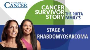 Cancer Survivor Story: The Ruffa Family