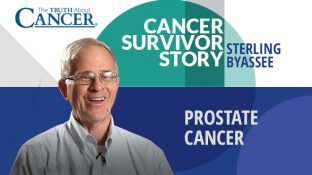 Cancer Survivor Story: Sterling Byassee