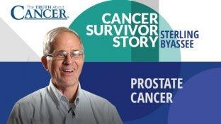 Cancer Survivor Story: Sterling Byassee