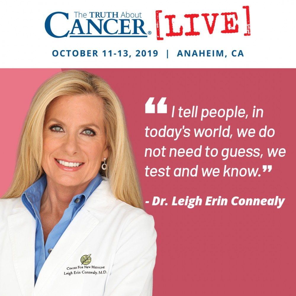Dr. Leigh Connealy Quote | The Truth About Cancer