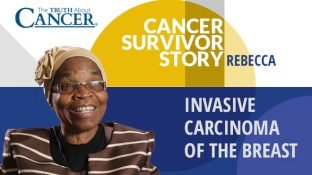 Cancer Survivor Story: Rebecca