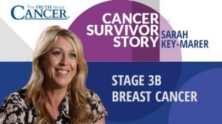 Cancer Survivor Story: Sarah Key-Marer