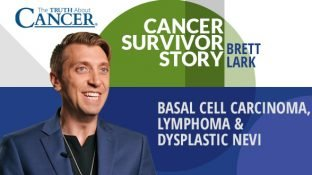 Cancer Survivor Story: Brett Lark