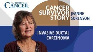 Cancer Survivor Story: Jeanne Sorenson