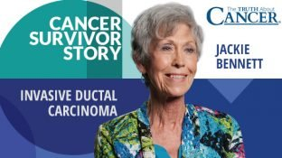 Jackie Bennett's Cancer Survivor Story | Invasive Ductal Carcinoma