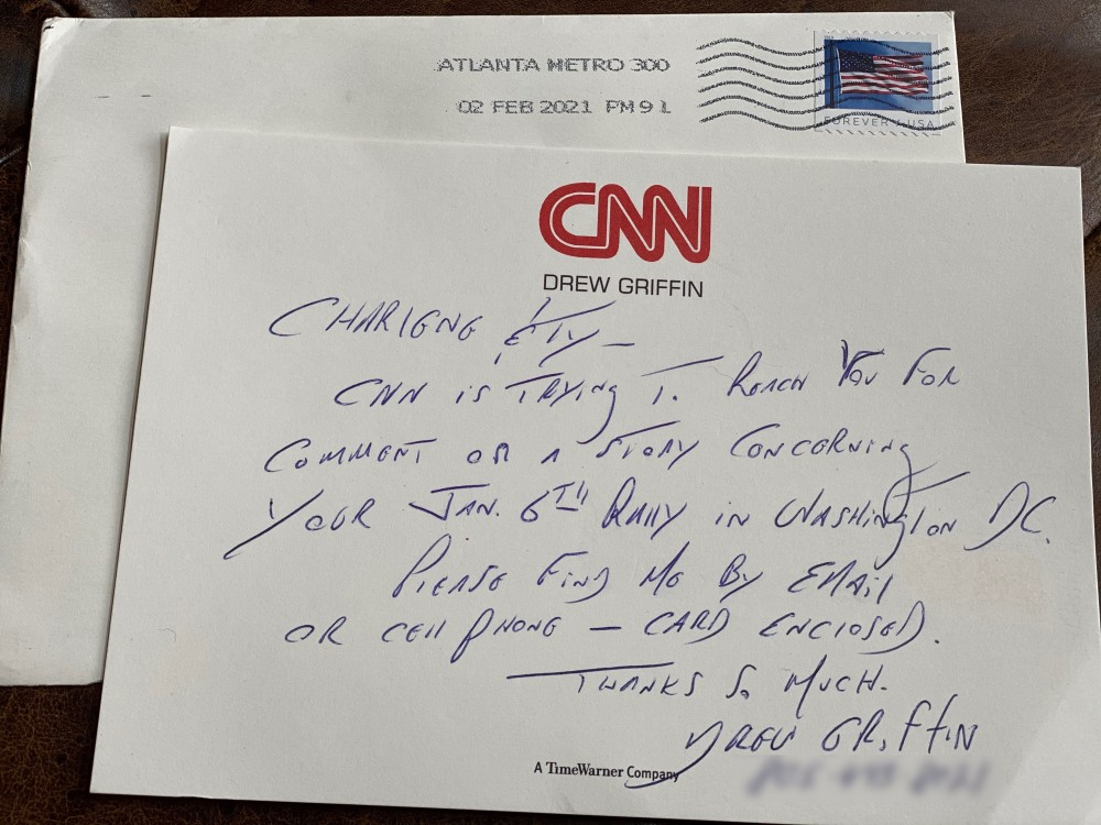 CNN request for comment