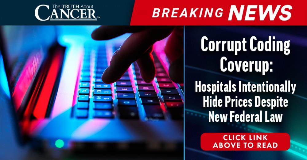 Corrupt coding coverup