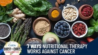 7 Ways Nutritional Therapy Works Against Cancer