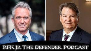 RFK, Jr. and Attorney Hunter Lundy Discuss Their Lawsuit Alleging Cell Phones Cause Brain Cancer