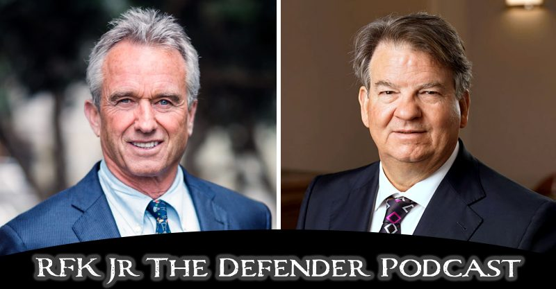 robert f kennedy and hunter lundy defender podcast