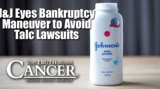 J&J Eyes Bankruptcy Maneuver in Bid to Skirt Liability in Baby Powder Lawsuits
