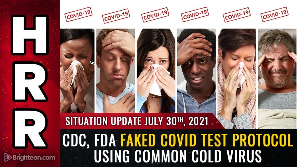 fake covid testing