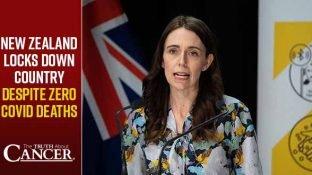 New Zealand Locks Down Country Despite ZERO COVID-19 Deaths!