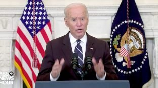 Biden Orders 'Sweeping,' 'Unprecedented' Vaccine Mandates for Millions of Americans, Politicians Vow to Fight Back