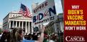 Why Biden's Vaccine Mandates Won't Work