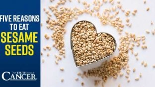 Five Reasons to Eat Sesame Seeds