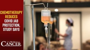 Chemotherapy Reduces COVID Jab Protection, Study Says