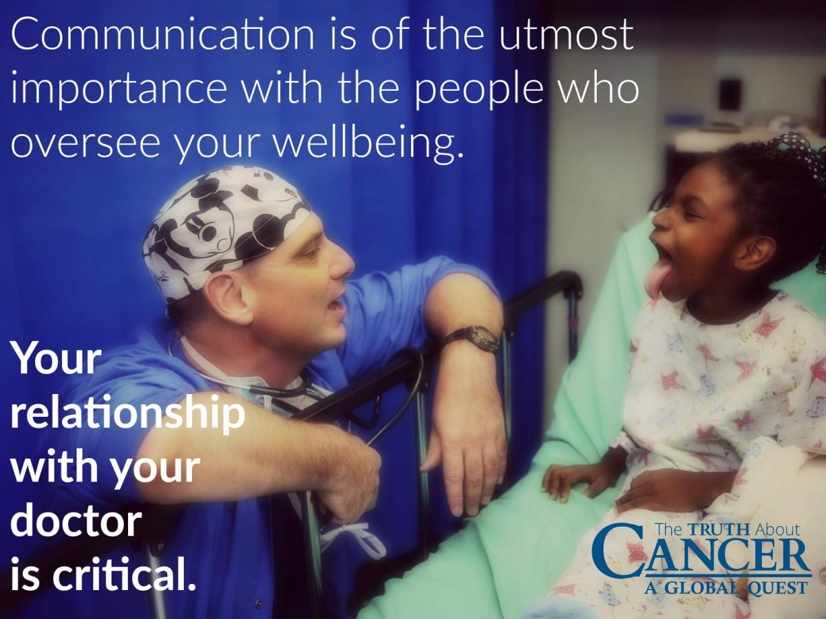 TTAC - Doctor Relationship