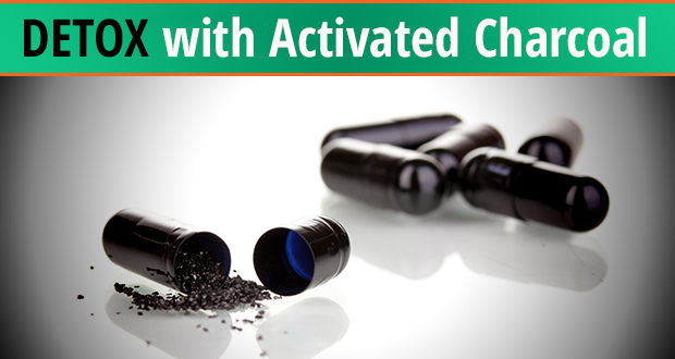 Detox with Activated Charcoal