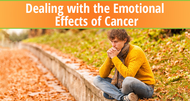 Dealing with the emotional effects of cancer
